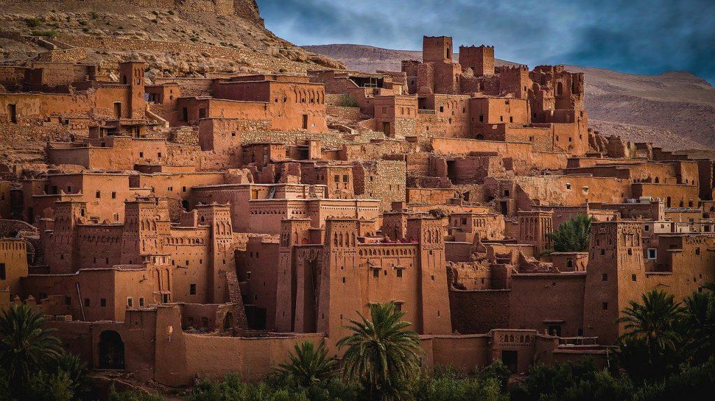ViLou Städte Reise nach Marrakech