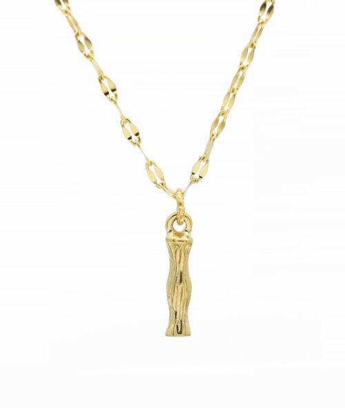 Buchstaben Kette ViLou Schmuck Geschenkidee Jewelry I vergoldet.jpg