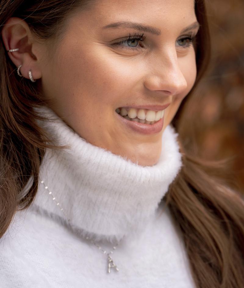 ViLou Schmuck Ohrring Ear cuff sterling silver