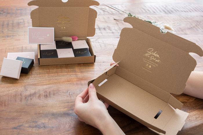 Über ViLou Jewelry Verpacken