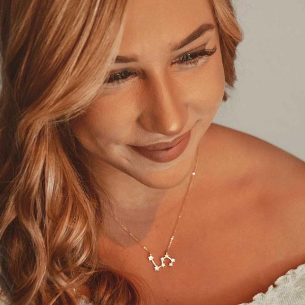 ViLou Jewelry Model Sternbilderkette