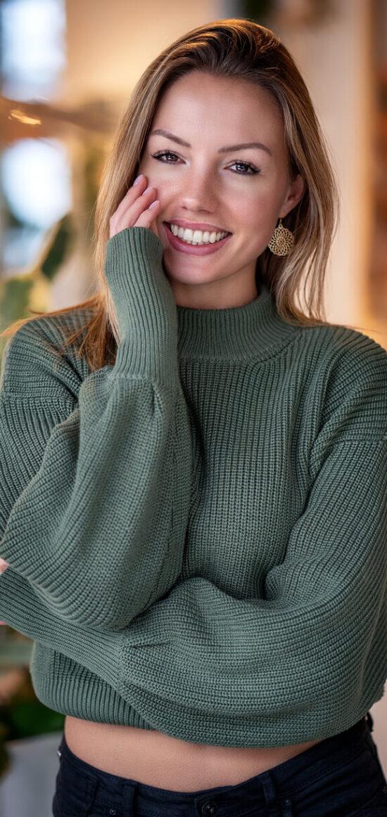 ViLou Kategorie Ohrringe Model Lookbook