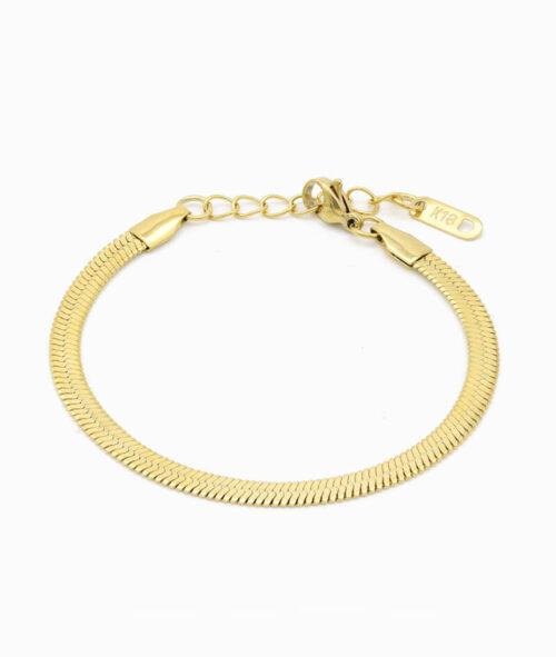 Snake Armband gold Africa Snake ViLou