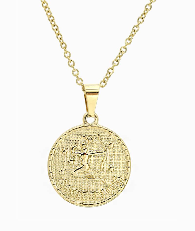 Kette Sternzeichen Schütze gold ViLou
